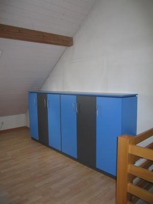 moebel blau/schwarz